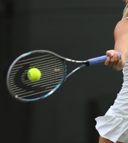 contact tennis